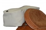 Canvas Cantle Bag